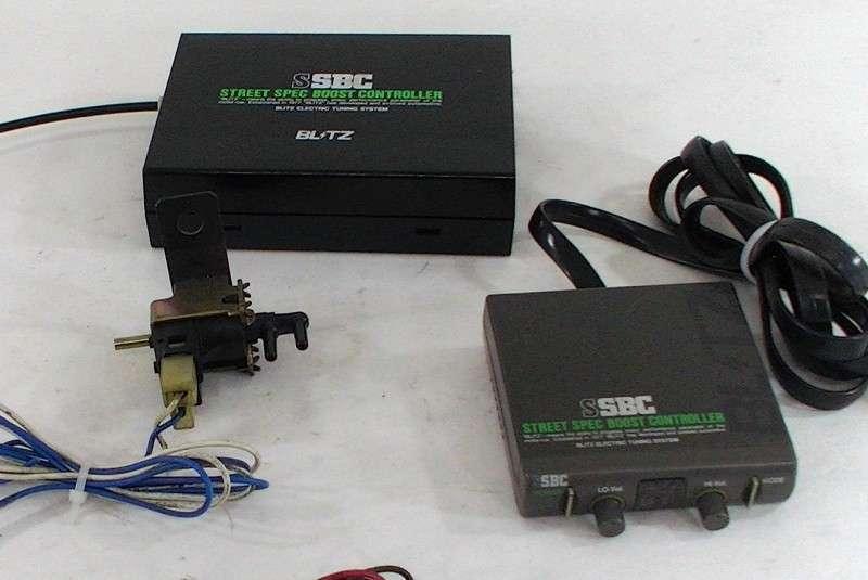BLITZ SSBC Boost controller impreza 180sx Skyline