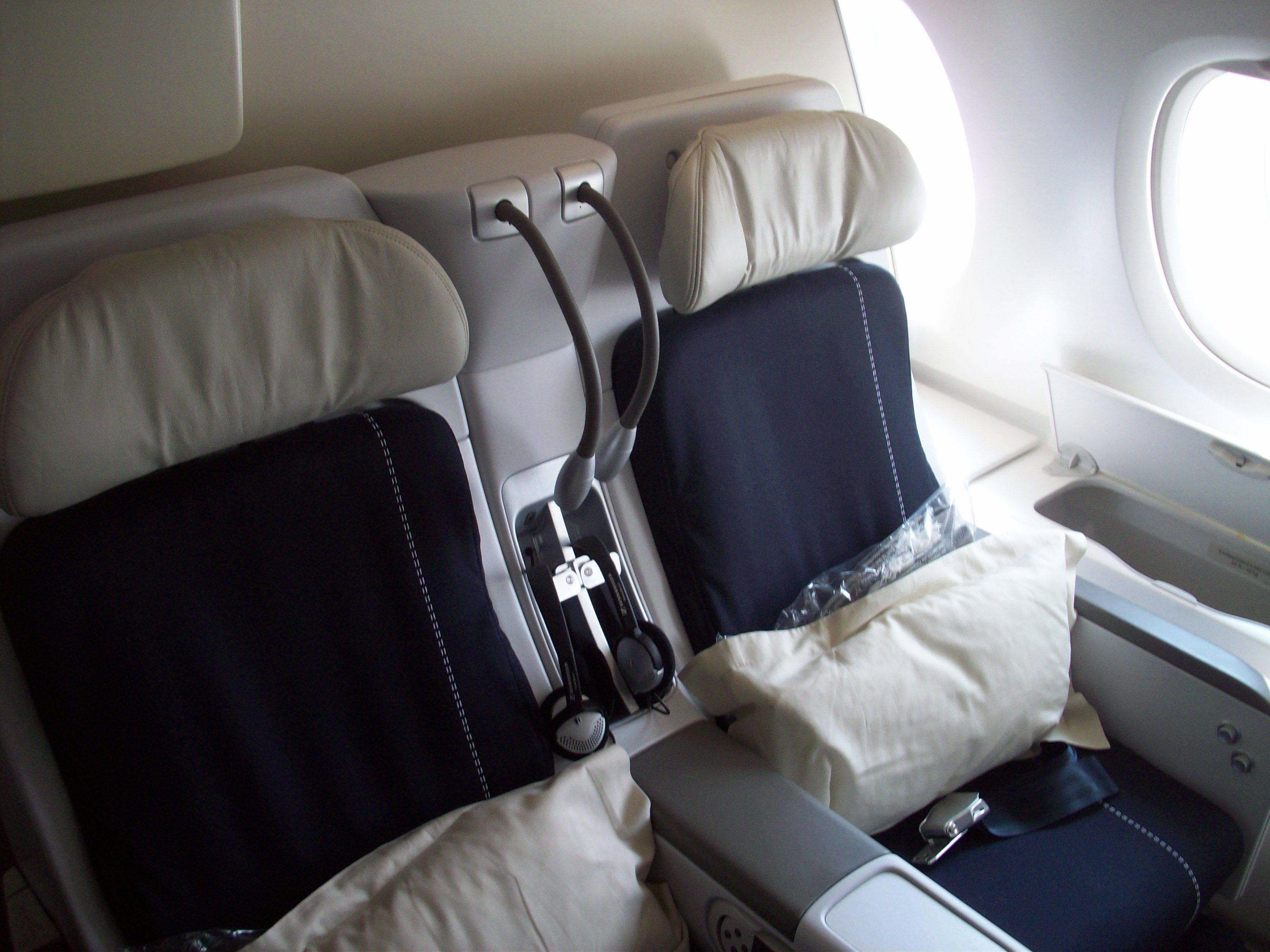 Avis du vol air france washington paris en premium eco for Air france vol interieur