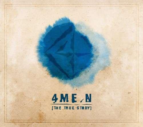 [Mini Album] 4MEN - The Album 5 Vol.1 - A Verdadeira História