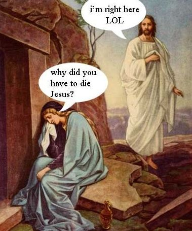 The 12 Best Jesus Memes of All Time (Pictures and Origin)Jesus Easter Eggs Meme